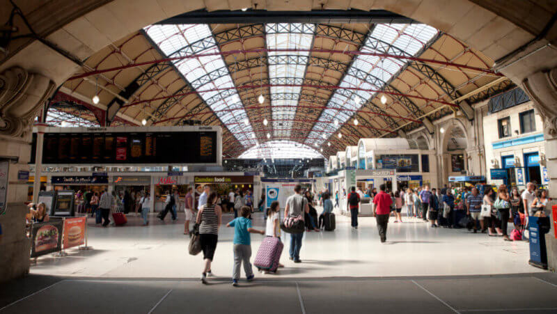 Luggage Storage Victoria Station - 7 days a week - from £1/hour