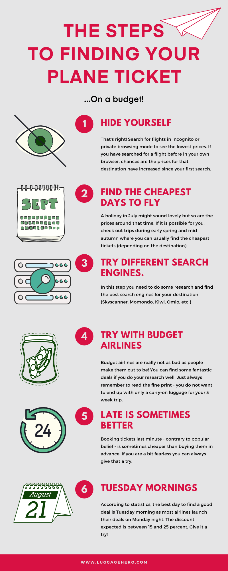 how to find cheap flights guide